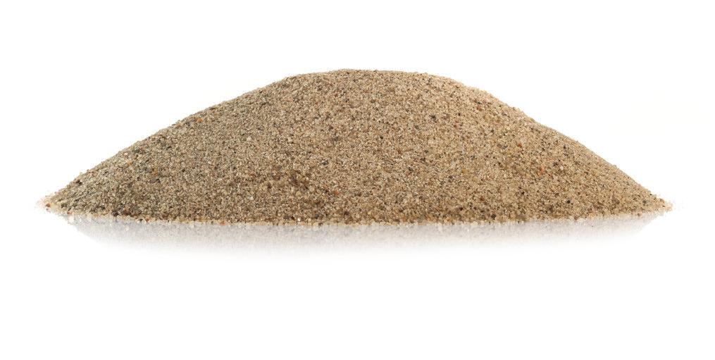 Smiltis, frakcija 0,0 – 0,5 mm